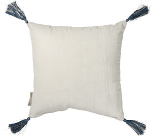 Indigo Luxe Velvet Pillow