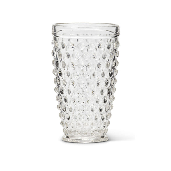 Hobnail Highball Glass