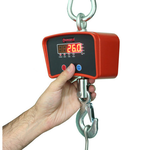 Digital Crane Scales w/ LED Display