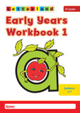 Early Years Workbooks (1-4)
