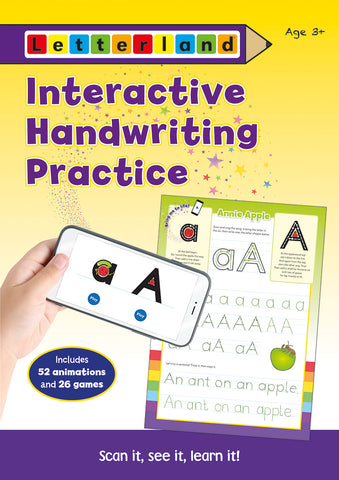 Interactive Handwriting Practice