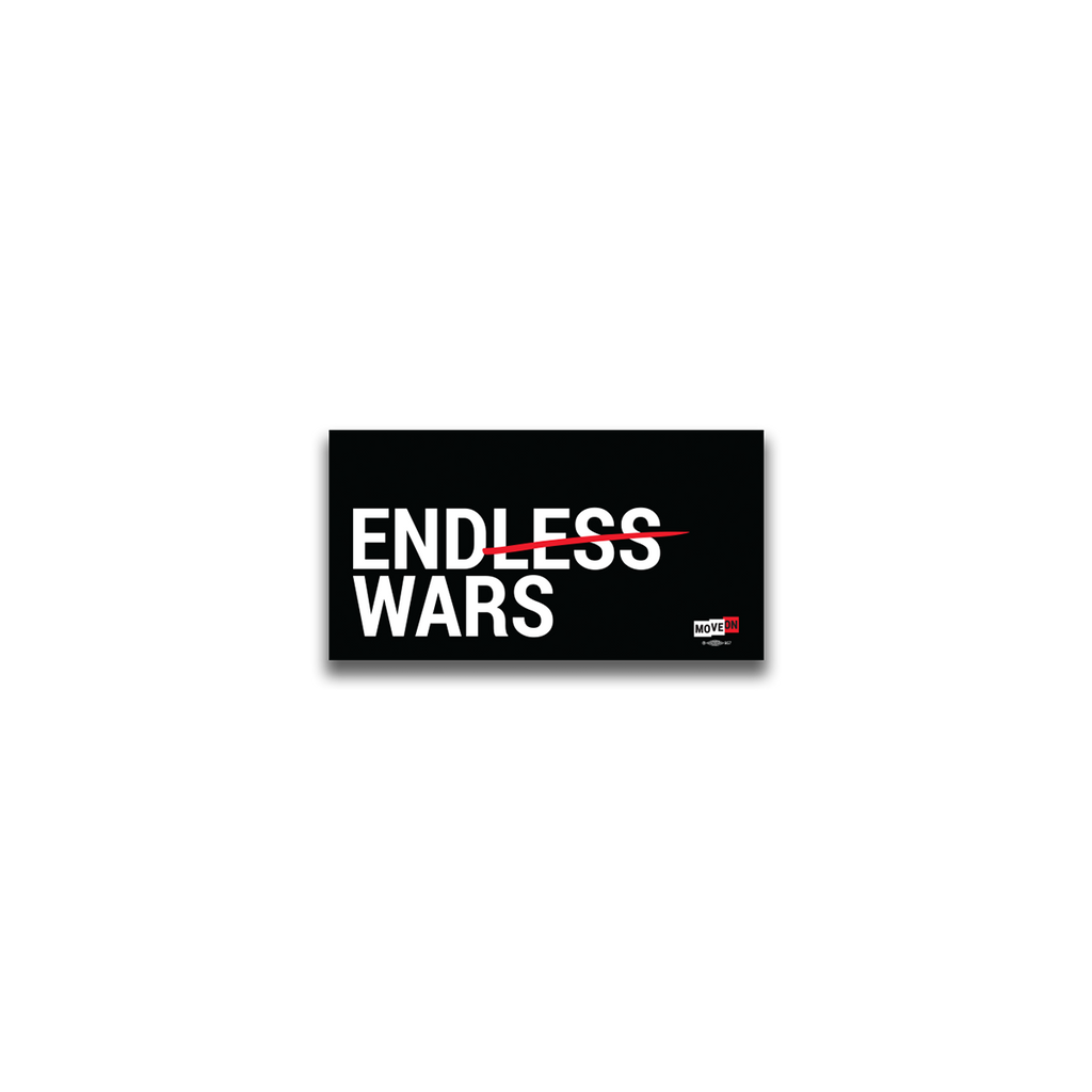 Sticker Packs: No Endless Wars