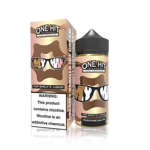 My Man (Salt Nicotine) - One Hit Wonder E liquid