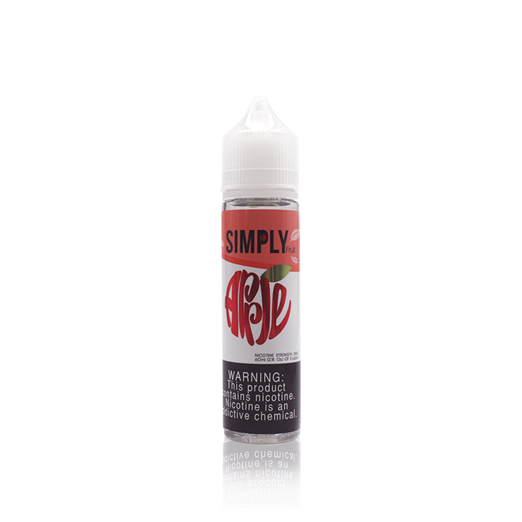 Apple - Simply Fruit E Liquid