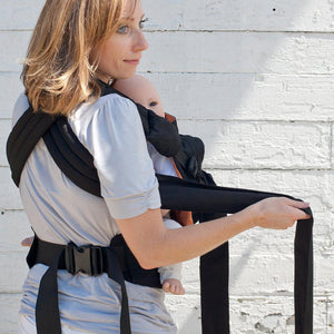 Shoulder Straps || Mei Tai Style || Lite Model Only - TwinGo Carrier - 4