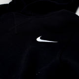 Nike brushed fleece hoodie - black - KID - 2