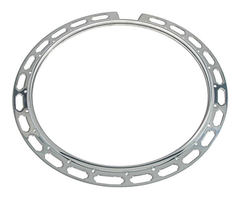 Prucha Flange, One-Piece, Nickel-Plated