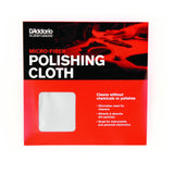 Polishing Cloth, D'Addario, Microfiber
