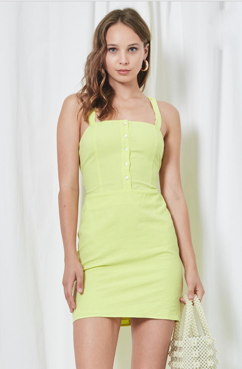 Lemonade Dress