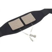Fabric Pads on the Tone-A-Matic Ab Belt/Back Belt