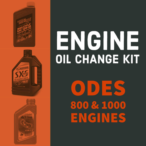 ODES Oil Change Kit | Scooter's Powersports