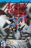 ACTION COMICS #1000 1930S VAR ED