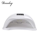 Auto Sensor UV LED Lamp Nail Dryer 48W with LCD Display