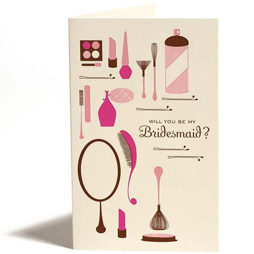Will you be my Bridesmaid? Card