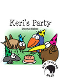 Kiwi Critters Keris Party
