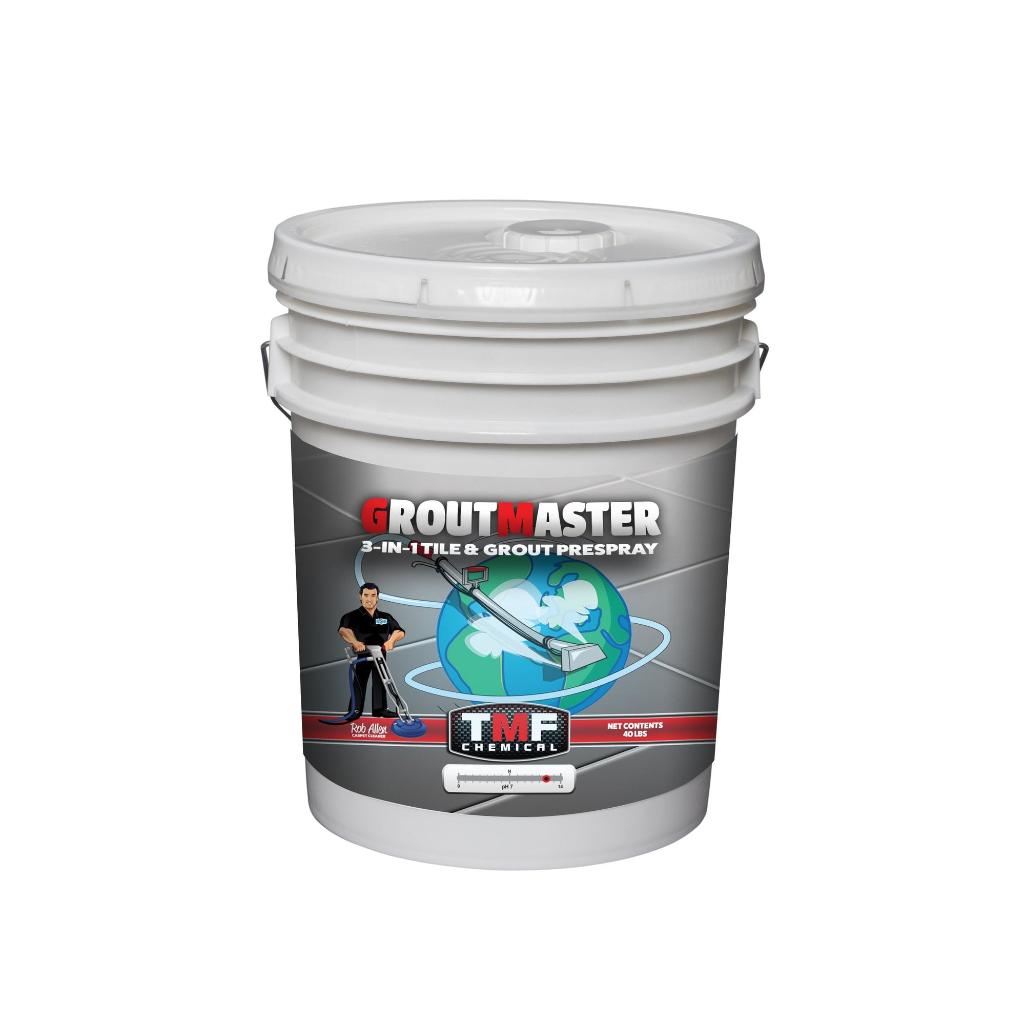 Groutmaster PAIL - TMF Store: Carpet Cleaning Equipment & Chemicals from TruckMountForums