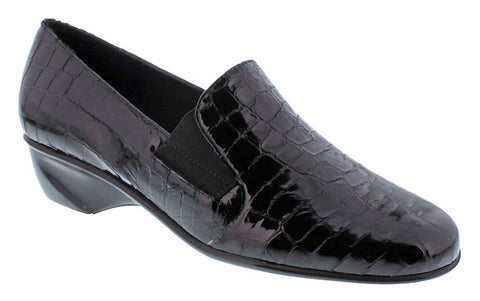 Walking Cradles W0234144 Teri Black Patent Croc