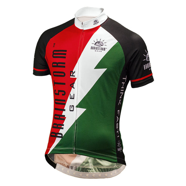 Bolt Cycling Jersey (Men's)