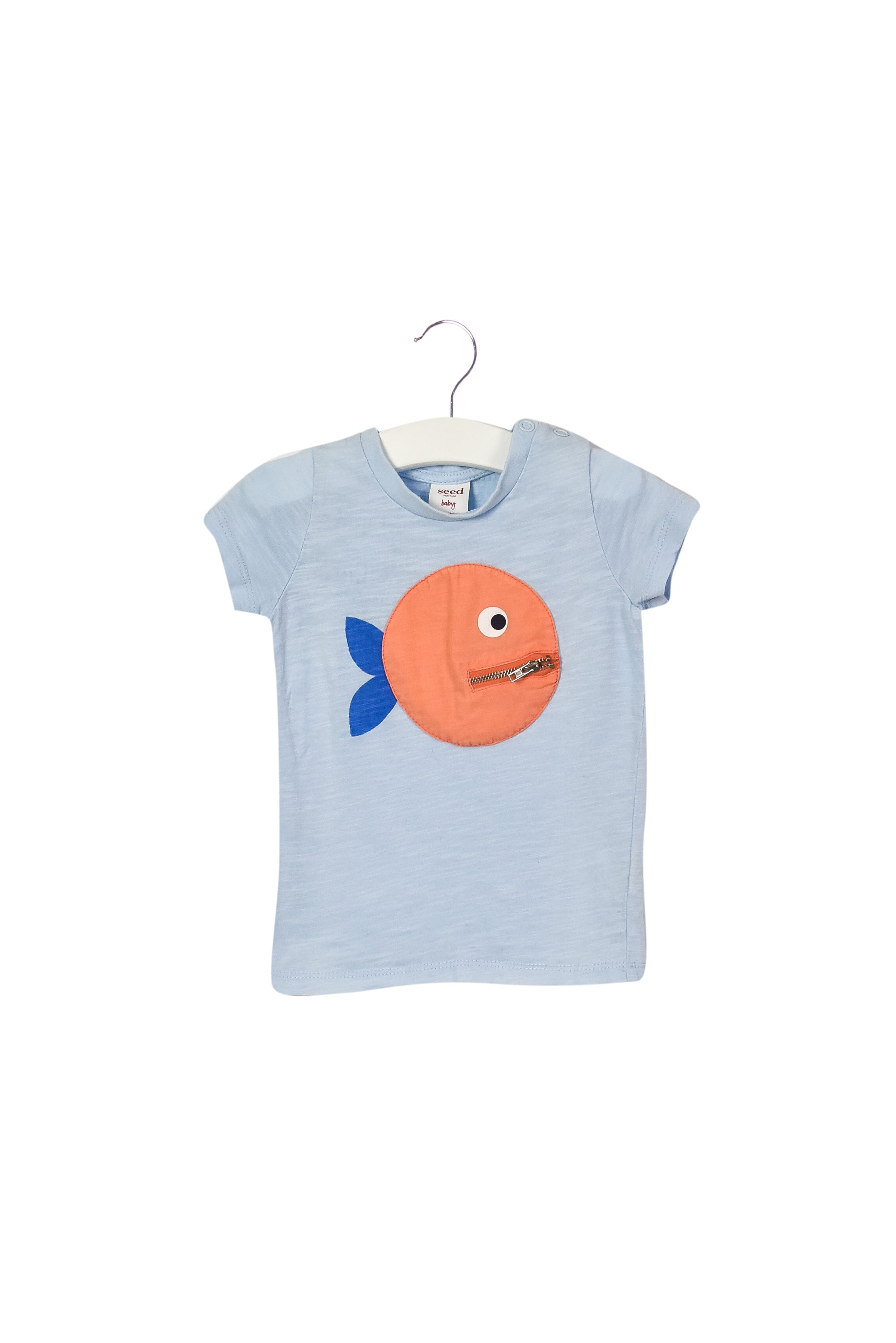 10034843 Seed Baby~T-shirt  6-12M at Retykle