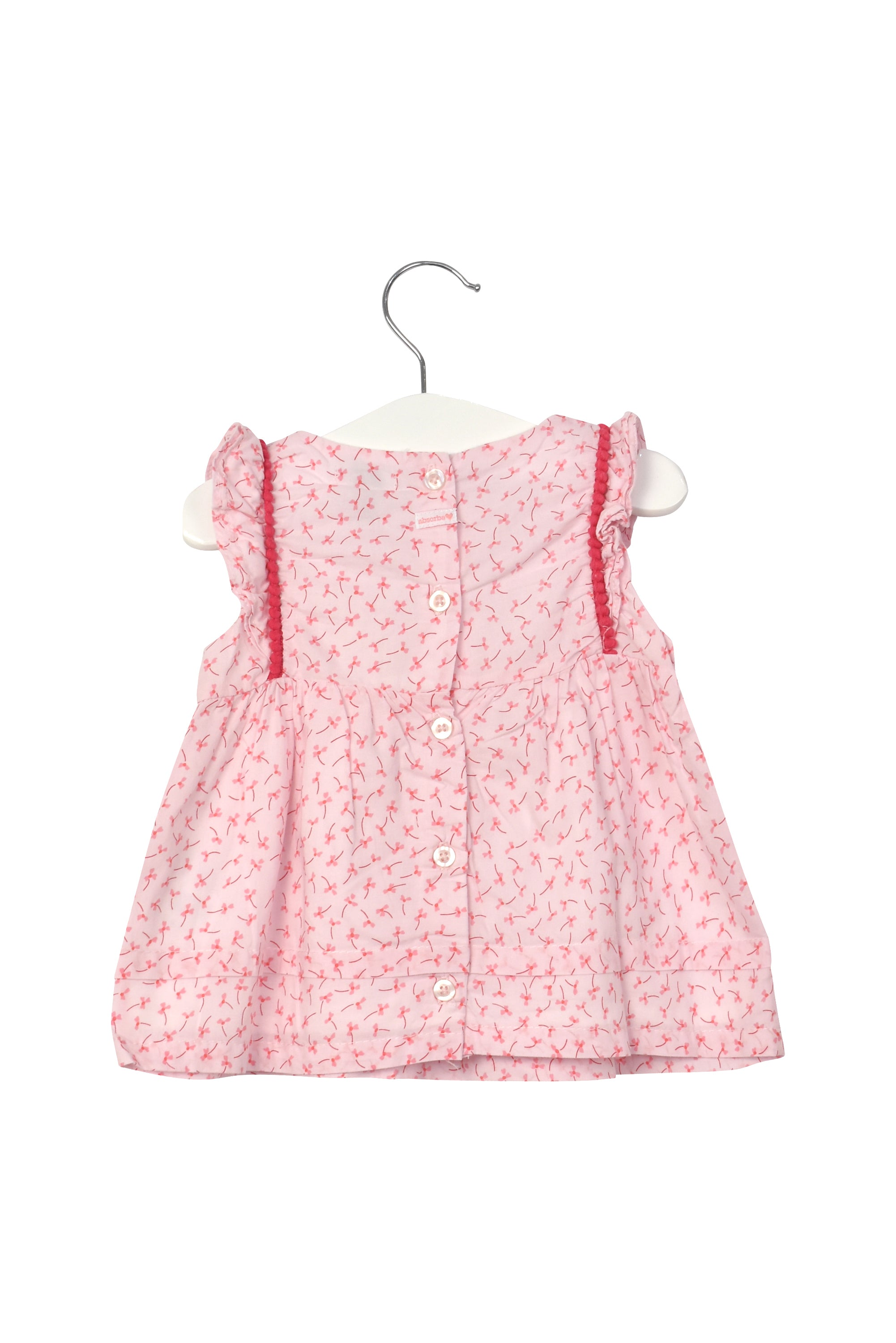 10039555 Absorba Baby~Dress and Bloomer Set 6-9M at Retykle