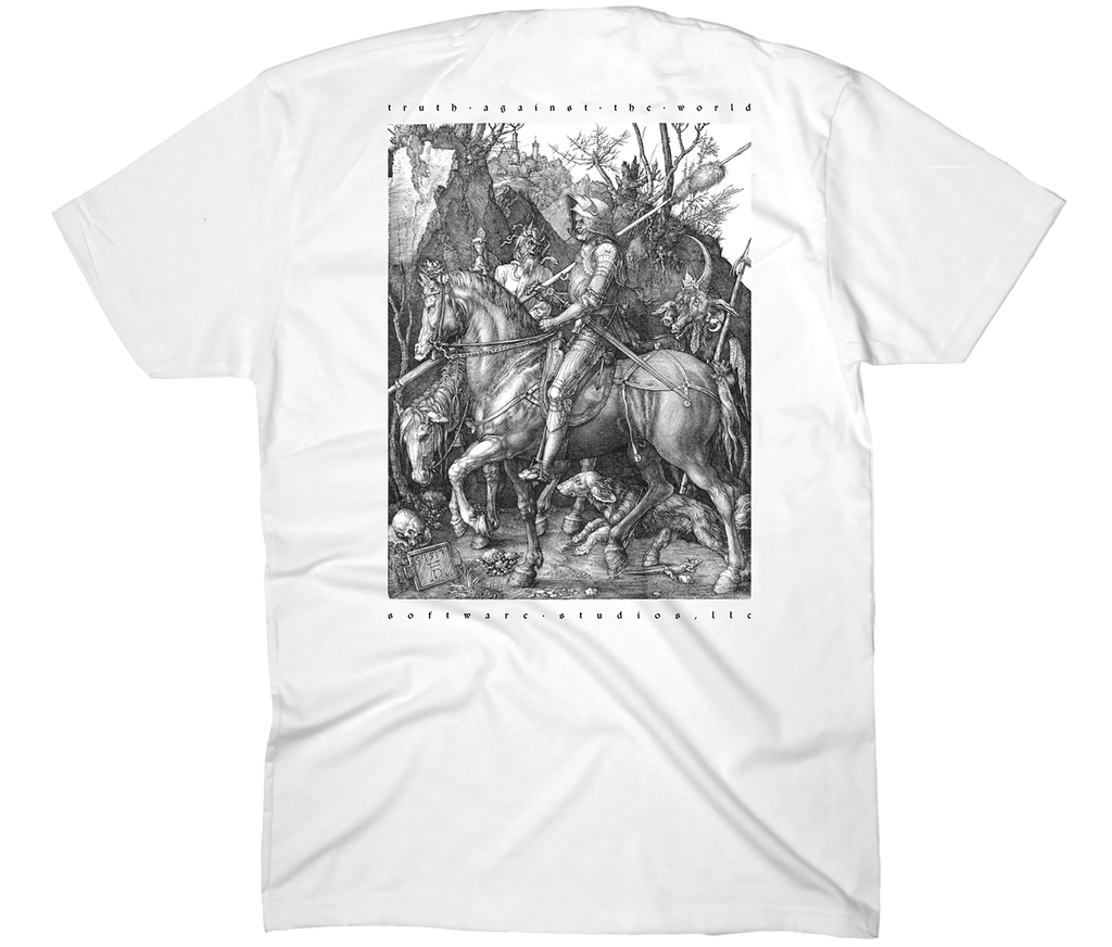 DÜRER T-SHIRT WHITE