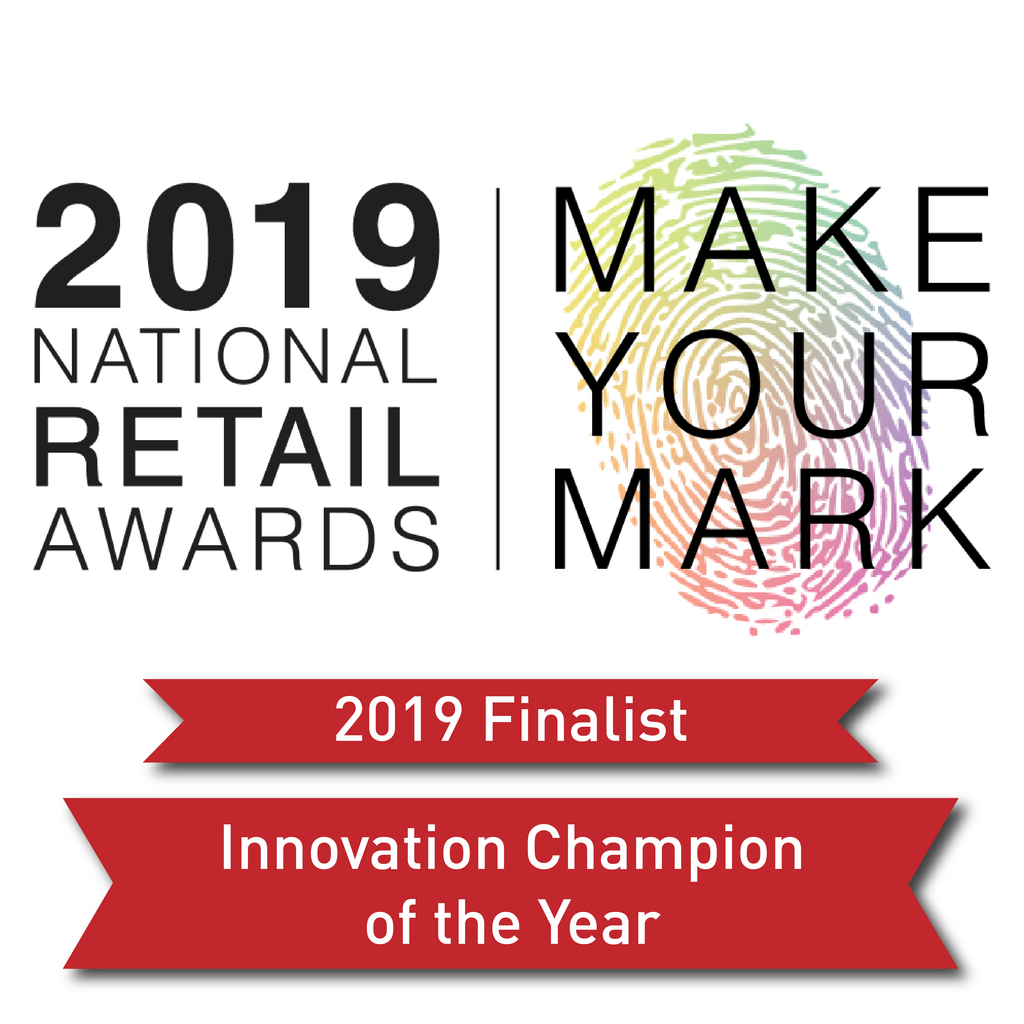National Retail Awards 2019 Innovation Champion of the Year Finalist