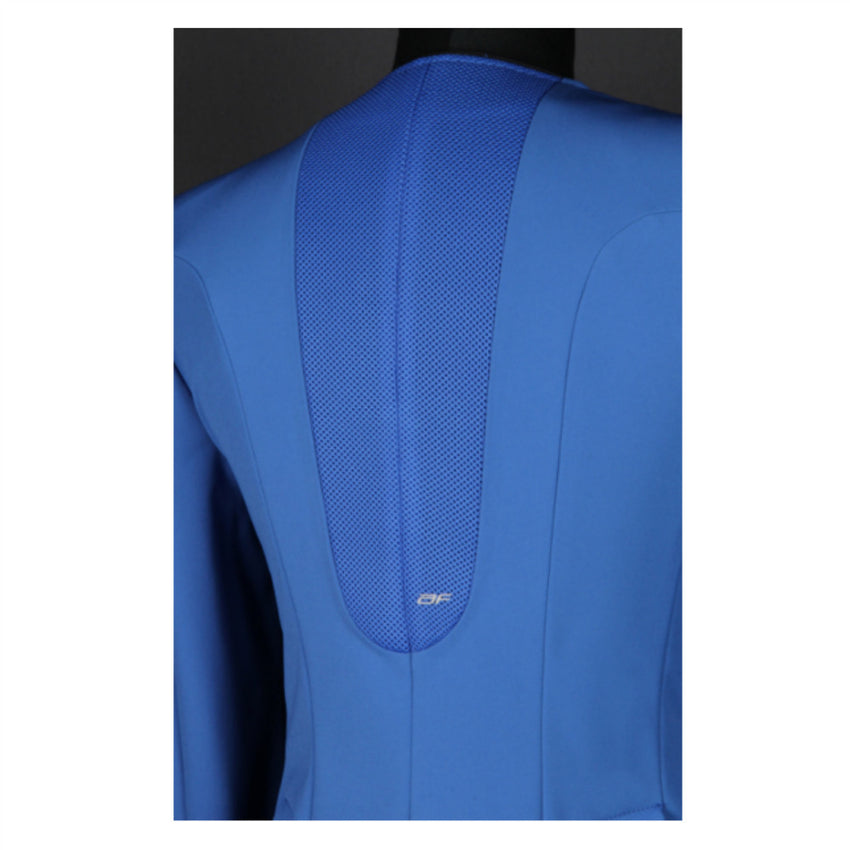 Air Flow Ladies Jacket with Detachable Collar