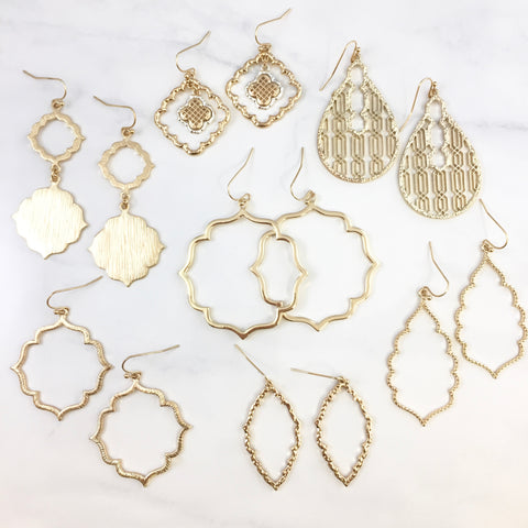 Favorite Earrings Collection
