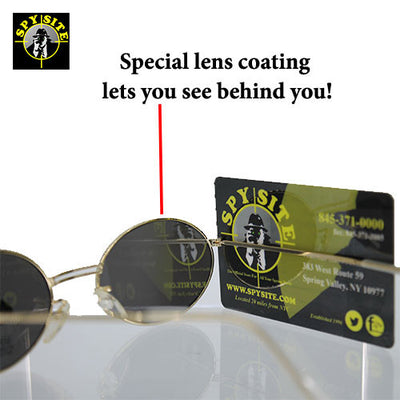 Rearview Spy Sunglasses