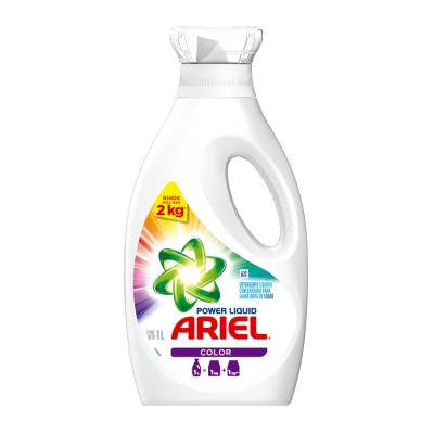 Ariel Color Power Liquid Laundry Detergent (1 L)