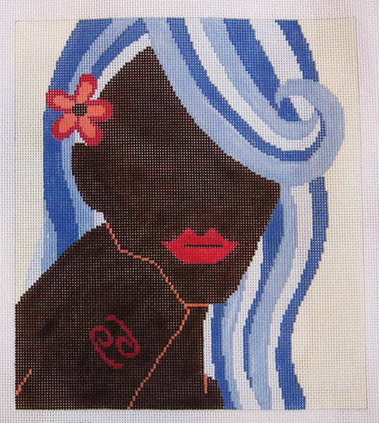Needlepoint Cancer Canvas