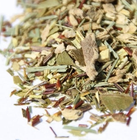 Tony's Rooibos Lime Blend