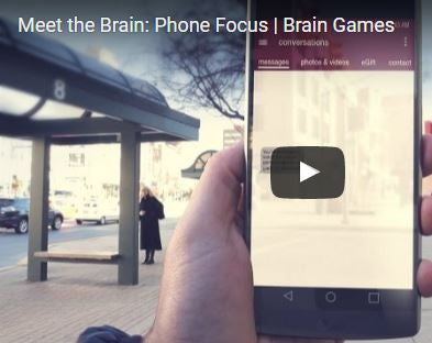Can You Beat This Phone Focus Game? Science Says You Won't...