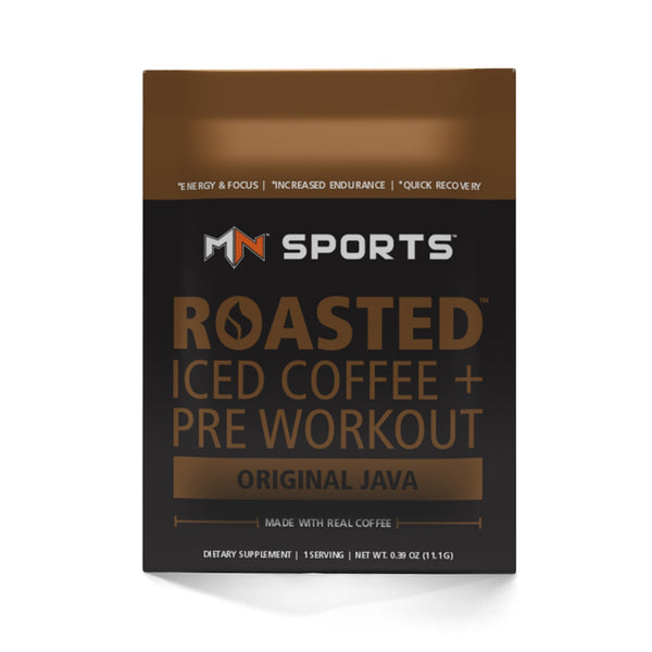 Roasted Pre Workout Single Serving Combo Pack - MN Sports - 3