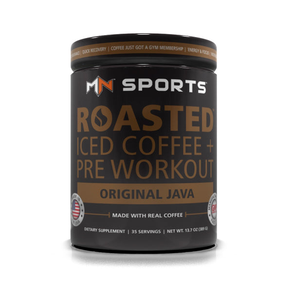 Original Java (35 Servings) Tub - MN Sports - 1