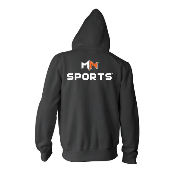 Official MN Sports Zip-up Hoodie - MN Sports - 2