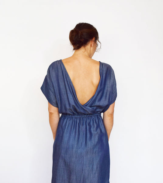 Bridgetown Backless Dress & Tunic