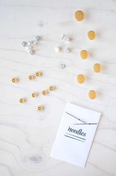 Button-Fly Jeans Making Kit