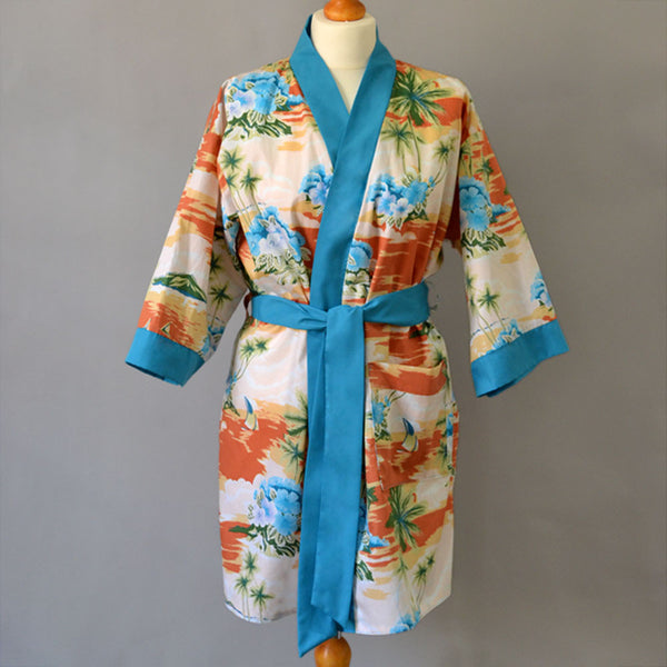 Buchanan Dressing Gown