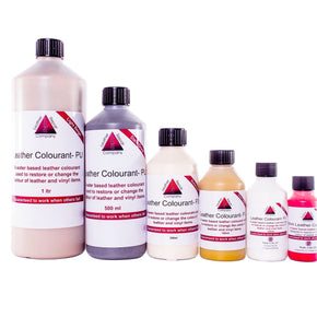 Leather Settee Restorer - Leather Colourant Set