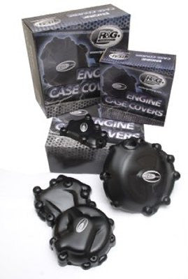 Engine Case Cover Kit (3pc) for Suzuki GSXR1000 K5-K8