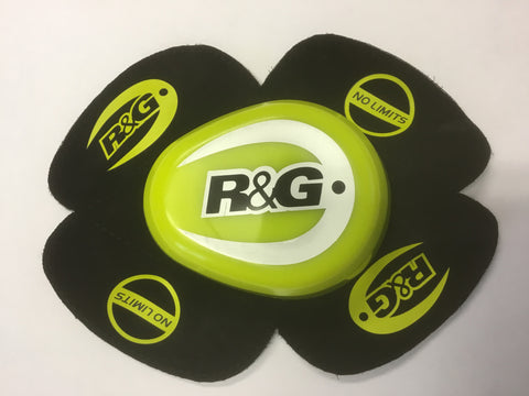 The BRAND NEW No Limits Edition R&G Knee Slider! Improved look and feel.