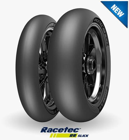 Metzeler Racetec RR Slick - Not For Highway Service - Euro