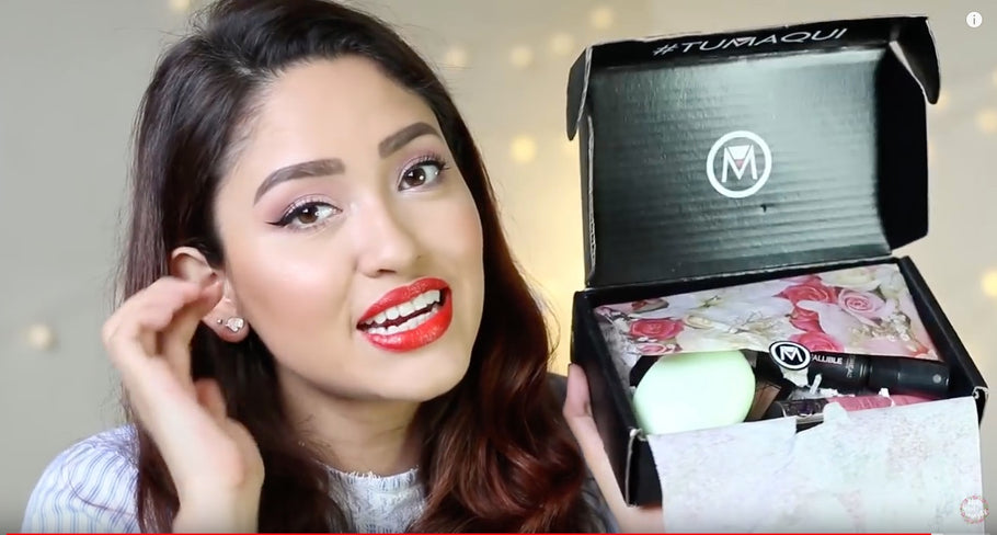 Unboxing de Tumaqui Beauty Box por: The Beauty Insight