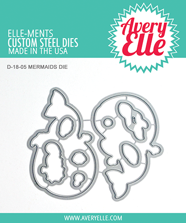 Die: Mermaids Elle-ments