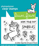 A Little Sparkle Stamp