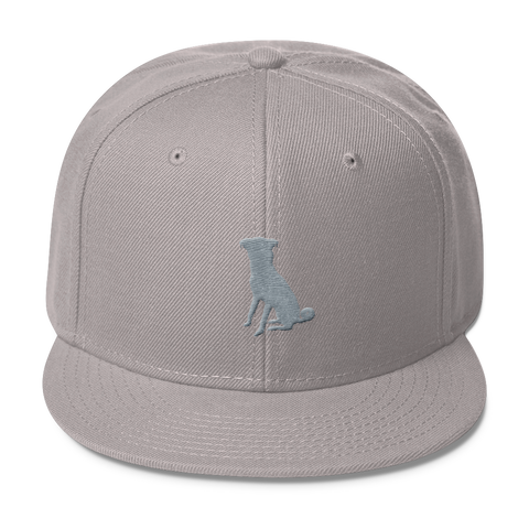 The Gray Chugg Snapback