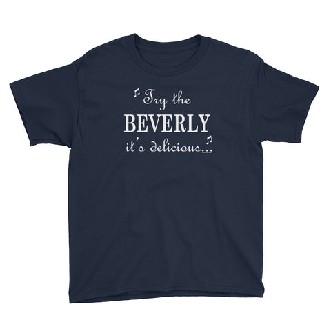 Beverly Design Youth Short Sleeve T-Shirt - Chugg Lyfe