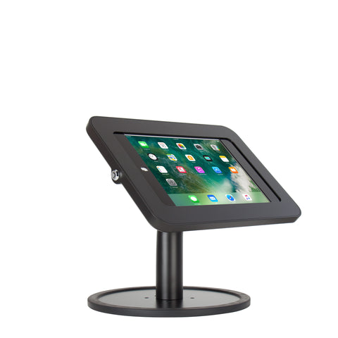 kiosks - Elevate II Countertop Kiosk for iPad 9.7 6th | 5th Generation | Air (Black) - The Joy Factory