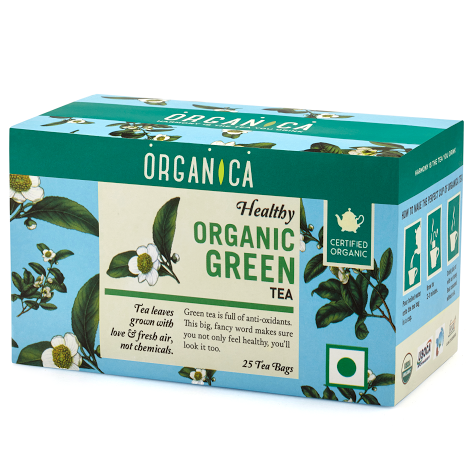 Healthy Green Tea - Organic Tea